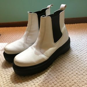 Urban Outfitters Platform Boots